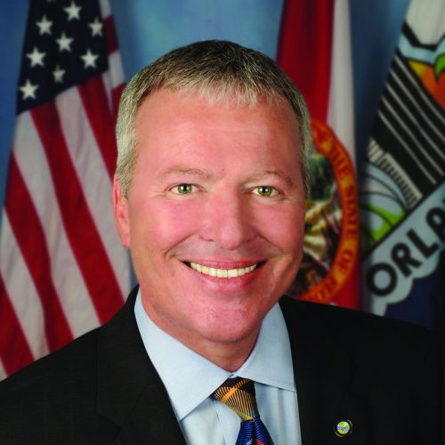 The Honorable Buddy Dyer