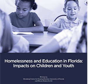 Homelessness and Education in Florida: Impacts on Children and Youth (2017)