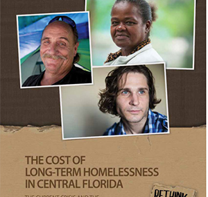 The Cost of Long-Term Homelessness in Central Florida (2014)