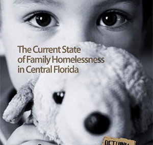 The Current State of Family Homelessness in Central Florida (2015)
